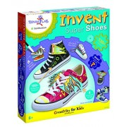 Creativity For Kids Spark!Lab Smithsonian 'Invent Super Shoes' Coloring Kit