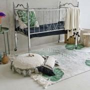 Tropical Green vloerkleed - 140 x 200 cm
