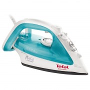 Ютия, Tefal Easygliss, 2200W, steam 0-35g/min, shot of steam 110g/min, anti-drip, Blue (FV3910E0)