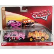 Disney Pixar Cars Tailgate si Pushover FLH65 set 2 masinute