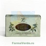 Sapun natural cafea si menta 100 gr ZL Manufactura