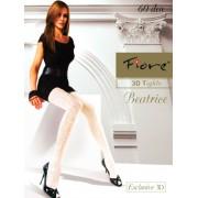 Ciorapi cu model Fiore BEATRICE