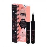 Benefit Roller Liner True Matte waterproof eyeliner con punta fissa 0,5 ml tonalità Black donna