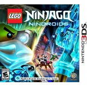 Warner Bros Games Ninjago Nindroids Nintendo 3DS