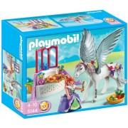 Playmobil Pegasus with Princess and Vanity, Multi Color