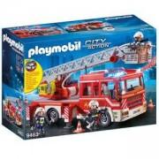 Комплект Плеймобил 9463 - Playmobil - Пожарна кола със стълба, 2900480