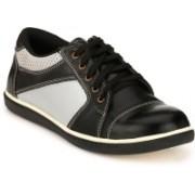Kavacha Steel toe safety shoe S18 Black For Men(Black)