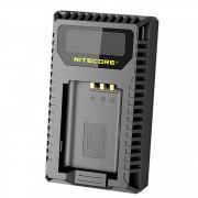 Nitecore USN2 Incarcator USB pentru Sony tip NP-BX1