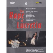 Video Delta Benjamin Britten - The rape of Lucretia - DVD