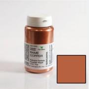 Colorant Alimentar Liposolubil Pudra Metalizata, Arama/Cupru, 25 gr - Azo Free