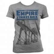 Empire Strikes Back AT-AT Girly T-Shirt