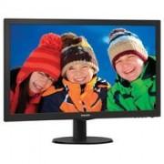 """Philips V-line 243V5LHSB - LED-monitor - Full HD (1080p) - 23.6"""" (243V5LHSB/00)"""