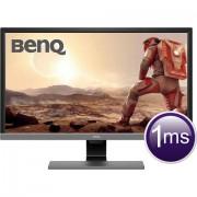 BenQ »EL2870U« ledmonitor (28 inch, 3840 x 2160 pixels, 4K Ultra HD, 1 ms reactietijd) - 348.90 - zwart