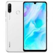 Смартфон Huawei P30 Lite (Pearl White), 4GB/128GB, Dual SIM, MAR-LX1A, 6.15 инча FHD (2312x1080), Kirin 710, LTE, 6901443285648
