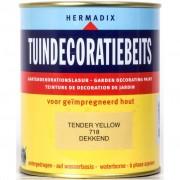 Tuindecoratiebeits 718 Tender yellow 750 ml