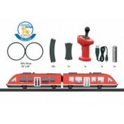 Trenulet electric de calatori Regio cu sine si telecomanda Marklin