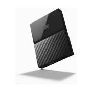 """HDD EXTERN 2.5"""" 1TB USB3.0 MY PASSPORT NEW BLACK"""