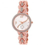 TRUE CHOICE TC 015 GOLD WATCH NEW YEAR FOR GIRLS.