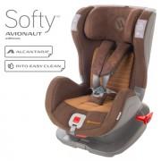 Столче за кола с IsoFix Avionaut Glider Softy 9-25 кг F.05, кафяво