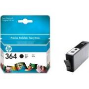 Cartus HP 364 Negru Photosmart D5460 7510 6510 250 pag