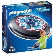 Playmobil sports & action disco volante con alieno