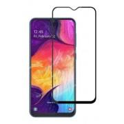 Película de vidro temperado 5D preta para Samsung Galaxy M10