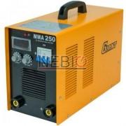 Invertor sudura Giant MMA 250 380V, Electrod 1.60 mm-5.00 mm, 13kg, Cu accesorii, Portocaliu/Negru