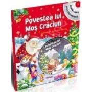 Povestea lui Mos Craciun + DVD