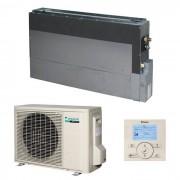 Licondizionatore A Pavimento Da Incasso Daikin Inverter 9000 Btu Fnq25a A+