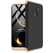 Protectie Spate GKK 360 6972170000000 pentru Xiaomi Poco F1 (Negru/Auriu)
