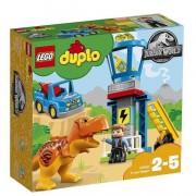 Lego duplo jurassic world la torre del t. rex