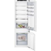 Siemens KI87SAF30G Static Integrated Fridge Freezer - White