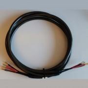 Chord Epic X - 2 x 2.5, zvučnički kabel terminirani
