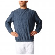 adidas Men's Stone Training Crew Sweatshirt - Blue - M - Blue