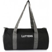 LUTYENS -203 Travel Duffel Bag(Black)