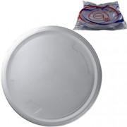 piatto pizza maxi in plastica monouso 265mm - conf.12pz
