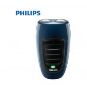 Afeitadora eléctrica Philips PQ190 recargable con batería Ni MH para maquinilla de afeitar eléctrica de hombre independiente dos cabezas flotantes(PQ190)