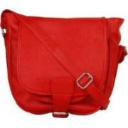 Sr Sales Red Sling Bag