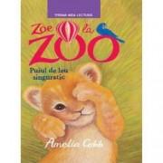 Zoe la Zoo. Puiul de leu singuratic