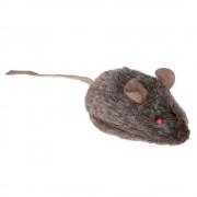 Juguete Wild Mouse con sonido y LED para gatos - 1 unidad
