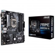 Tarjeta Madre ASUS PRIME B365M-A 1151 DDR4 Micro ATX