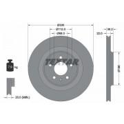 TEXTAR Discos De Freno AUDI 92160303 8K0615601C,8K0615601C,8K0615601C 8K0615601C