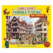 Galt Horrible History Terrible Tudors Puzzle by Galt America