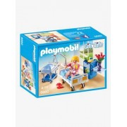 6660 Quarto de maternidade, da Playmobil City Life azul medio bicolor/multicolor