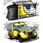 Michelin Collection Tubes CH 14 D 13 ( 155 -14 )