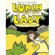 Lunch Lady and the Summer Camp Shakedown, Paperback