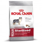 Royal Canin Medium Adult Sterilised - Pack % - 2 x 12 kg