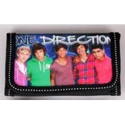 "One Direction pénztárca ""blue"""
