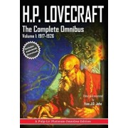 H.P. Lovecraft, the Complete Omnibus Collection, Volume I: : 1917-1926, Hardcover/H. P. Lovecraft