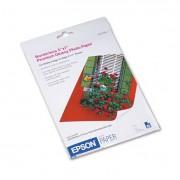 Premium Photo Paper, 68 Lbs., High-Gloss, 5 X 7, 20 Sheets/pack